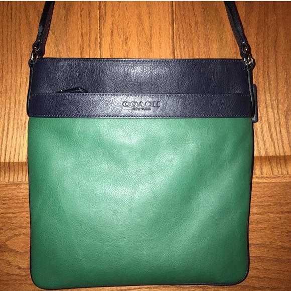 cd8cf6a8e28 Coach Bags | Leather Flight Bag Nwot | Poshmark